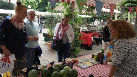 Planten markt
